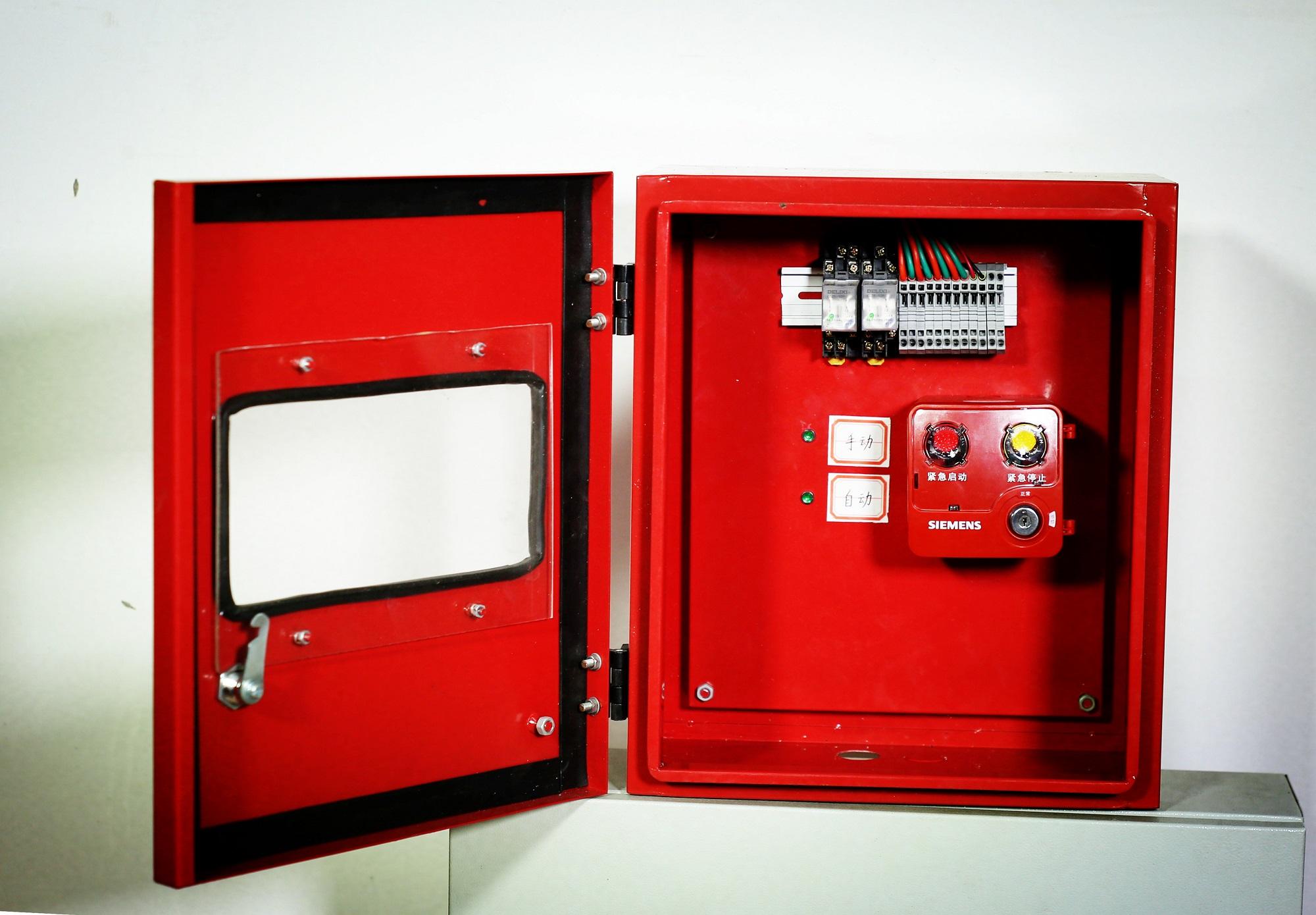 国产通用消防模块箱