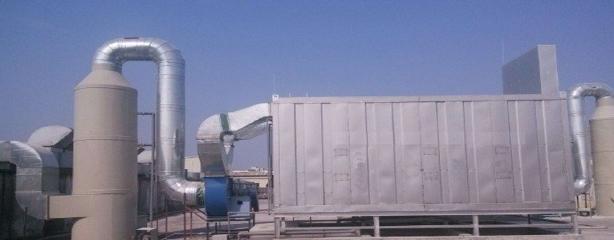 废气处理设备促进企业的长远发展
