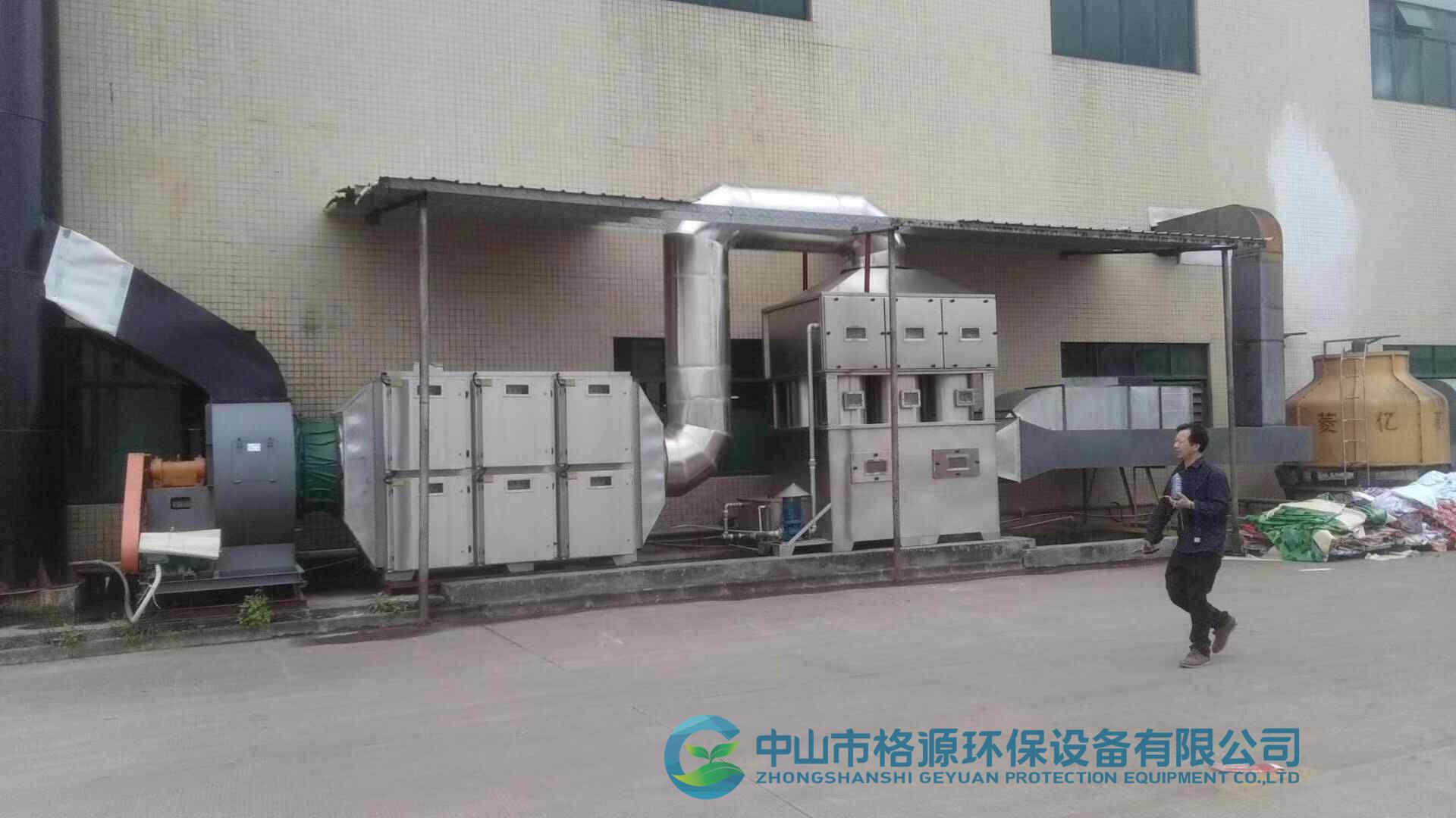 活性炭箱工程案例