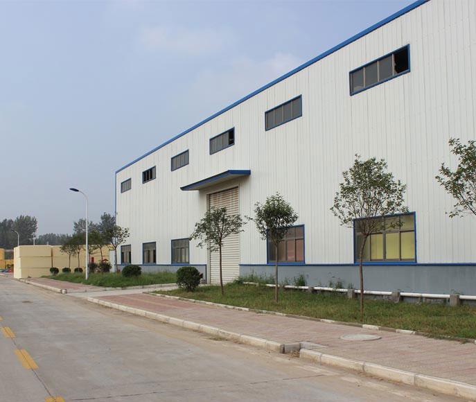 江苏帕拉特斯公司厂房