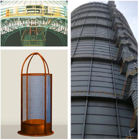 柳州鋼鐵  防爆吊籠