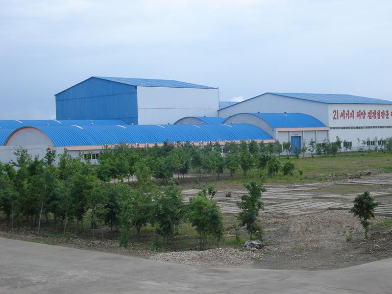 朝鲜工业园
