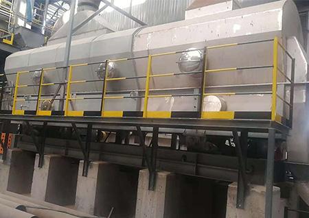 往复式流化床----高节能的物料干燥机
