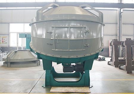 动化高速布料连续造粒机设备