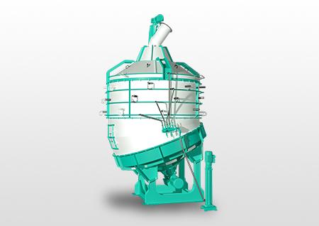 颗粒粉料制备装置