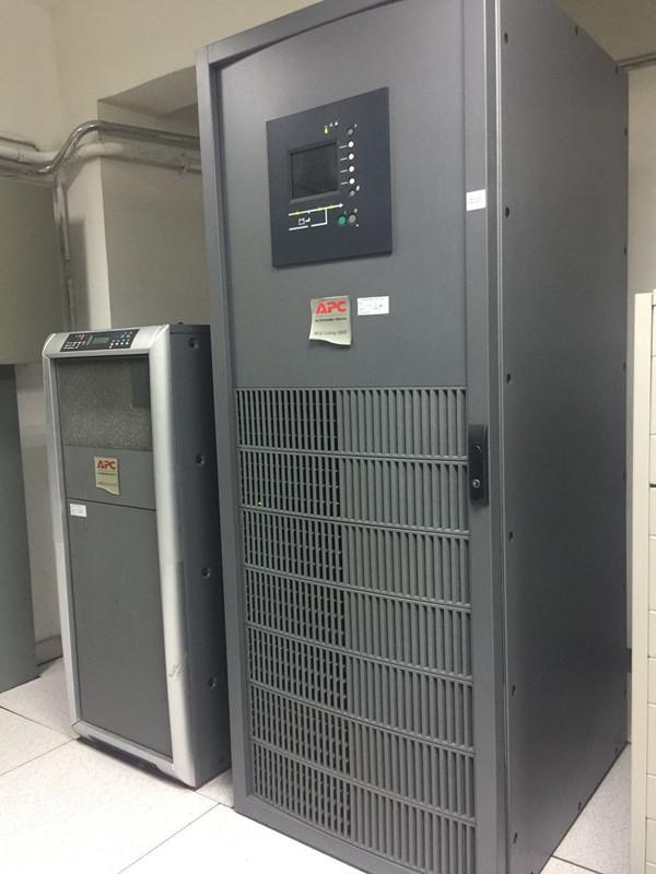 UPS电源的工作方式