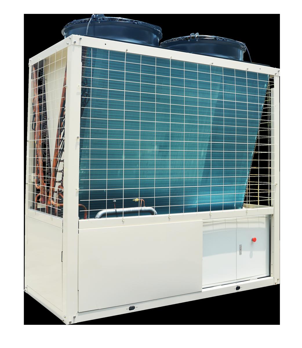 日立-风冷涡旋式(热泵)机组V系列