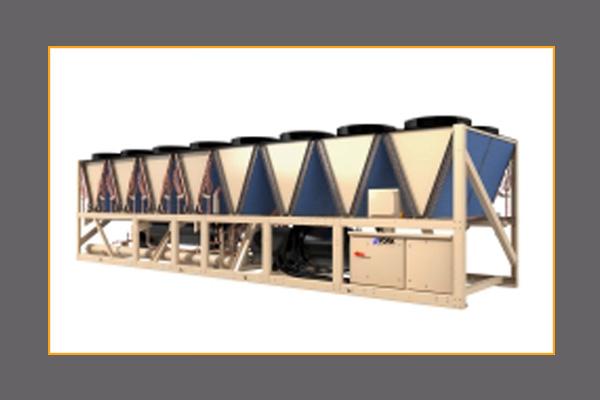 约克螺杆式风冷热泵机组YEAS系列