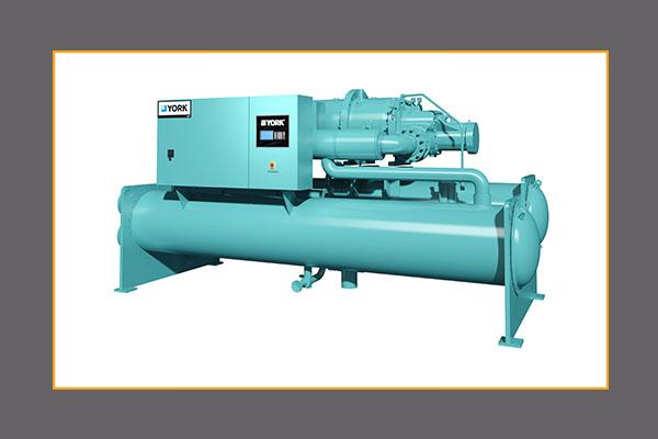 约克高效水冷螺杆冷水机组