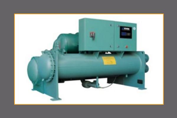 约克螺杆式水冷热泵机组
