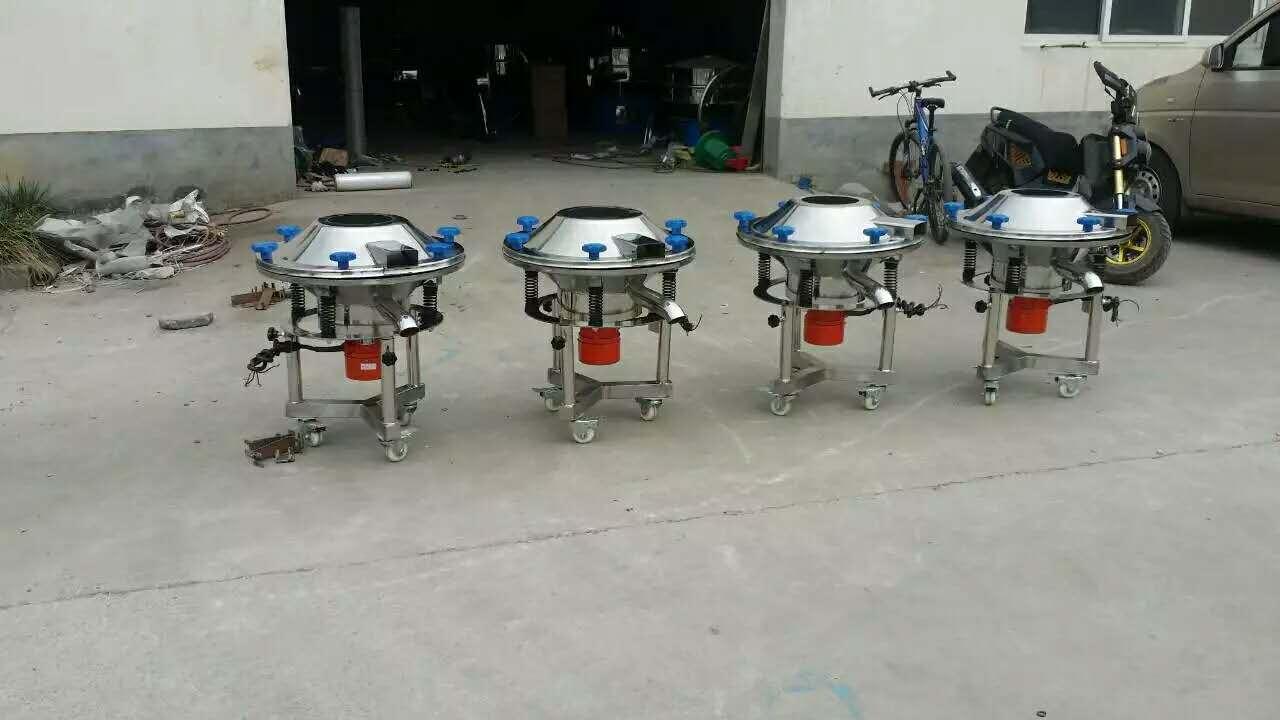关于陶瓷振动筛在陶瓷行业的应用