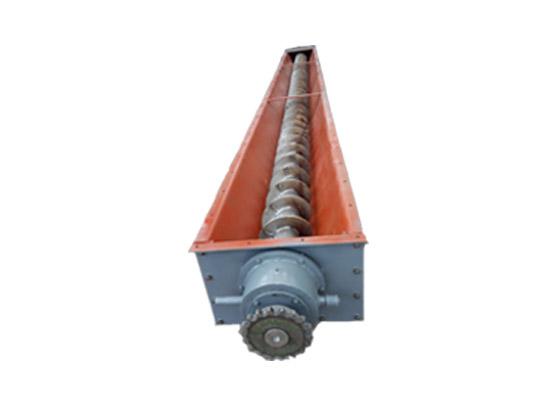 螺旋输送(绞龙)机振动筛装置