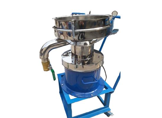 豆浆过滤筛-高卓振动筛