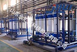 钢厂废水处理用超滤膜