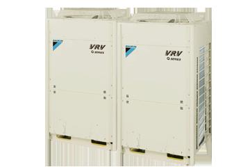 大金全直流变频VRV中央空调
