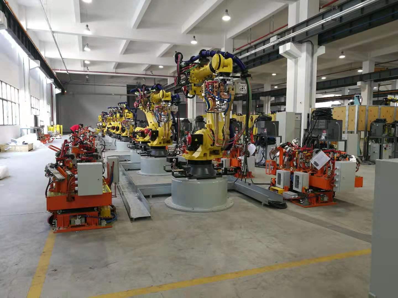 機器人行業