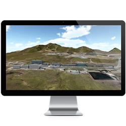 矿山空气质量监测