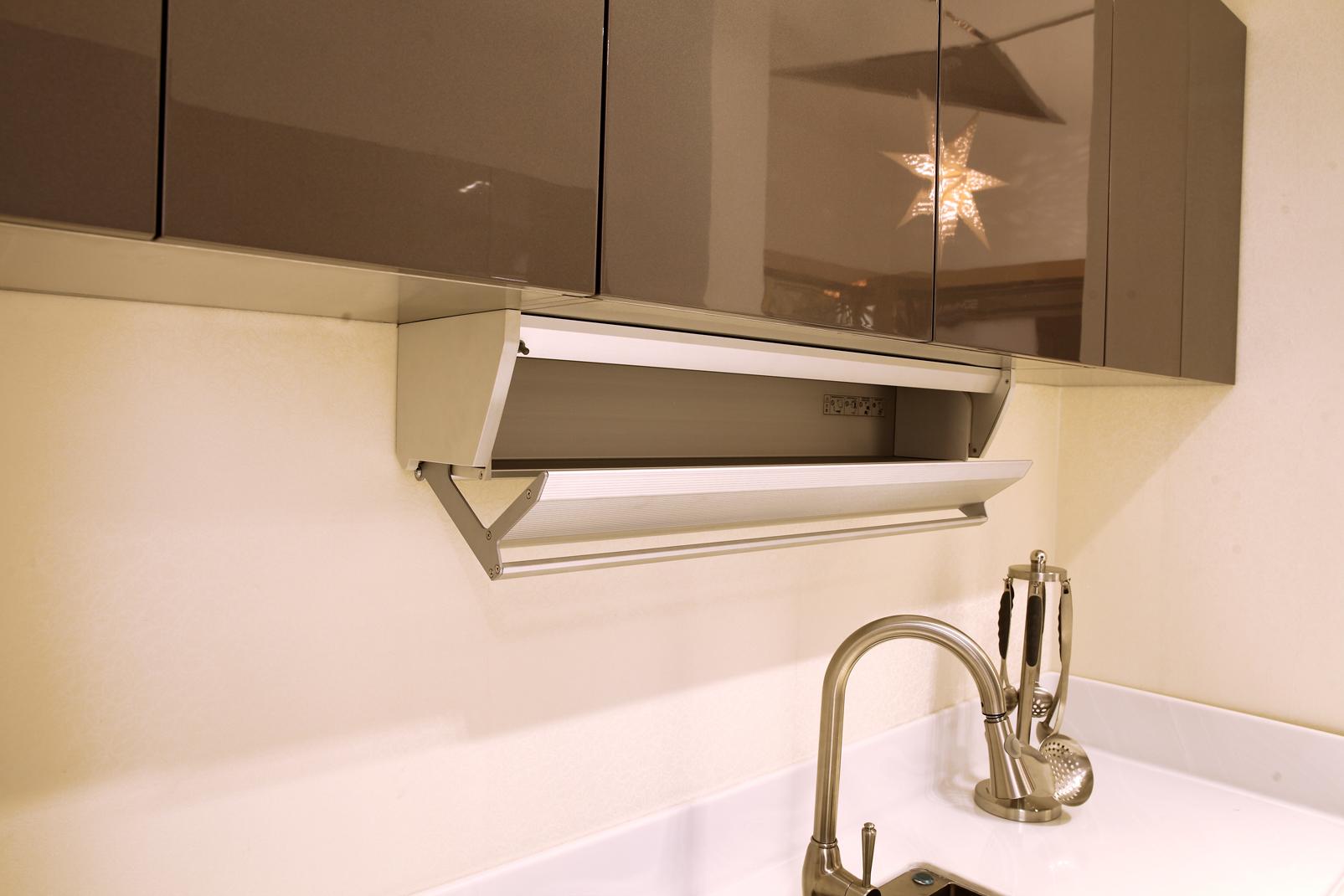分体式整体橱柜系列不锈钢橱柜定制