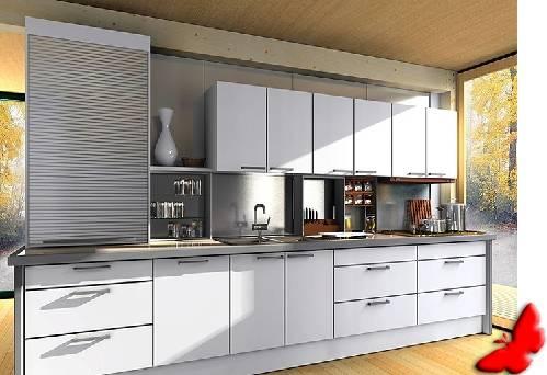 不锈钢橱柜常见的四种类型