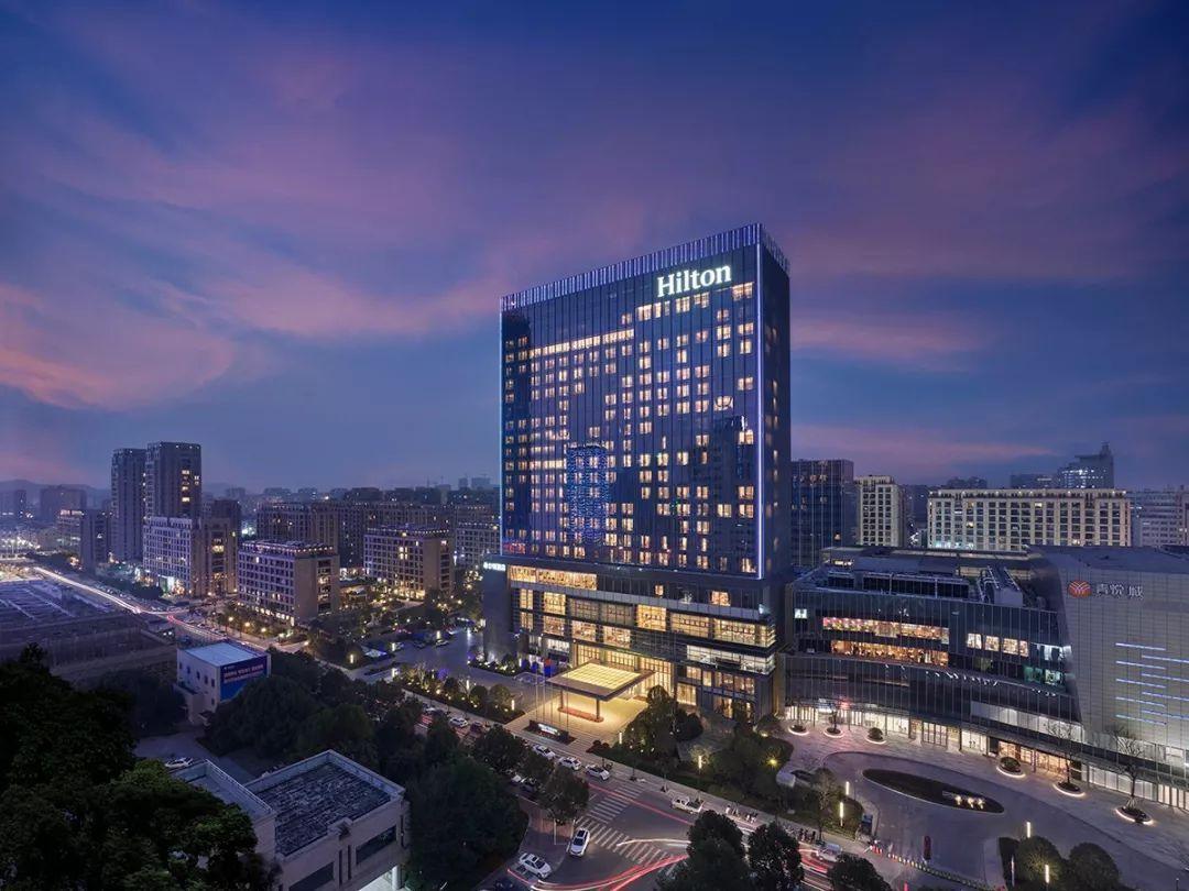 佳动声消消隔音垫携手希尔顿Hilton 促进台州大发展