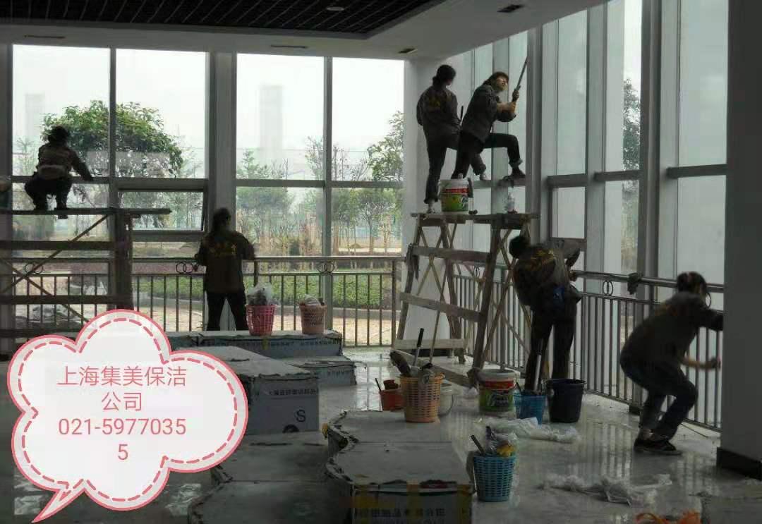 净美上海保洁公司教您搬入新房子开荒保洁具体如何做
