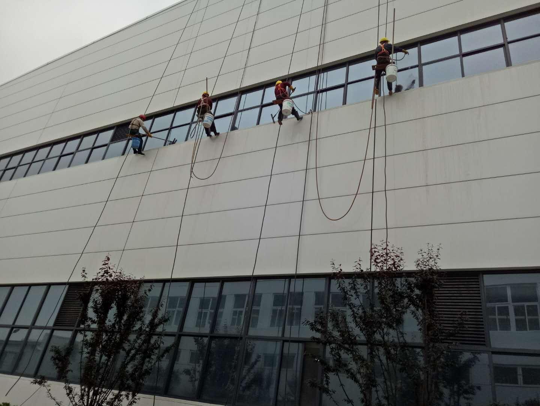 上海外墙清洗
