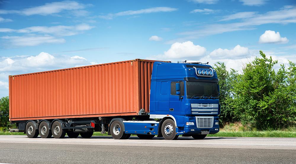 16.5米箱式运输车