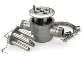 SRM系列管道强磁除铁器