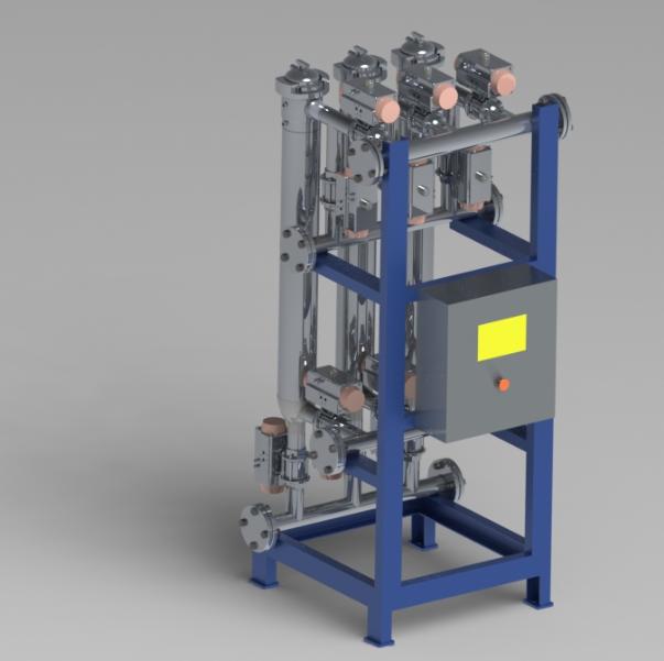 SRL系列模块化自清洗过滤器