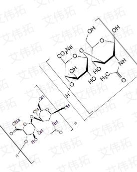 药用辅料级别 透明质酸钠HA-MEL丨9067-32-7