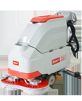 手推式中型洗地機C660BT Basic