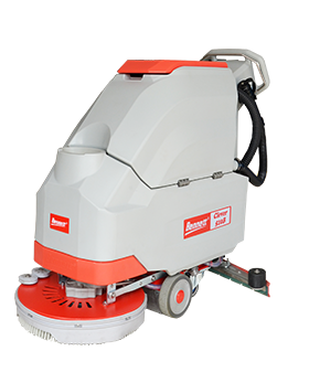 手推式中型洗地機C510B Basic