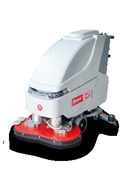 手推式中型洗地機Clever 660BT