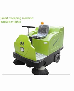 LN-1360智能式小型兰州扫地机