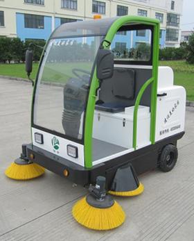 LN-1800智能式係列半封閉式掃地機