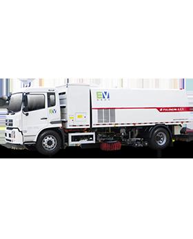 清扫保洁类纯电动系列FLM5180TXSDFBEV
