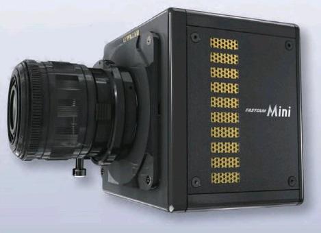 Photron-高速摄像机-Mini WX