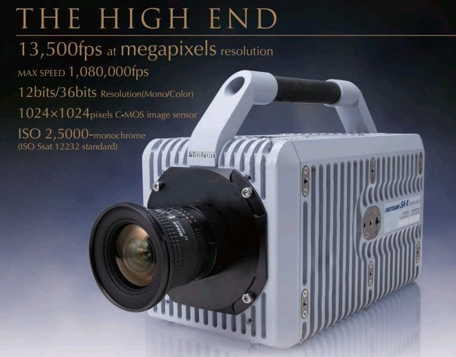 Photron-高速摄像机-SA-X2