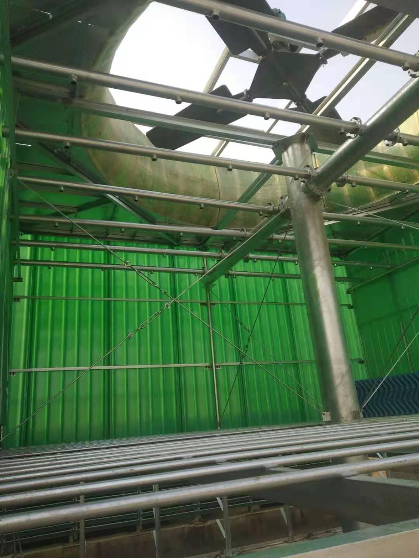 冷却塔内部结构