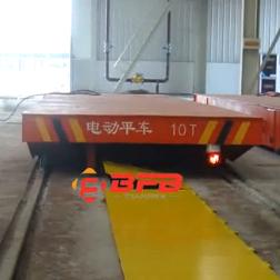KPC-20t滑触线电动平车