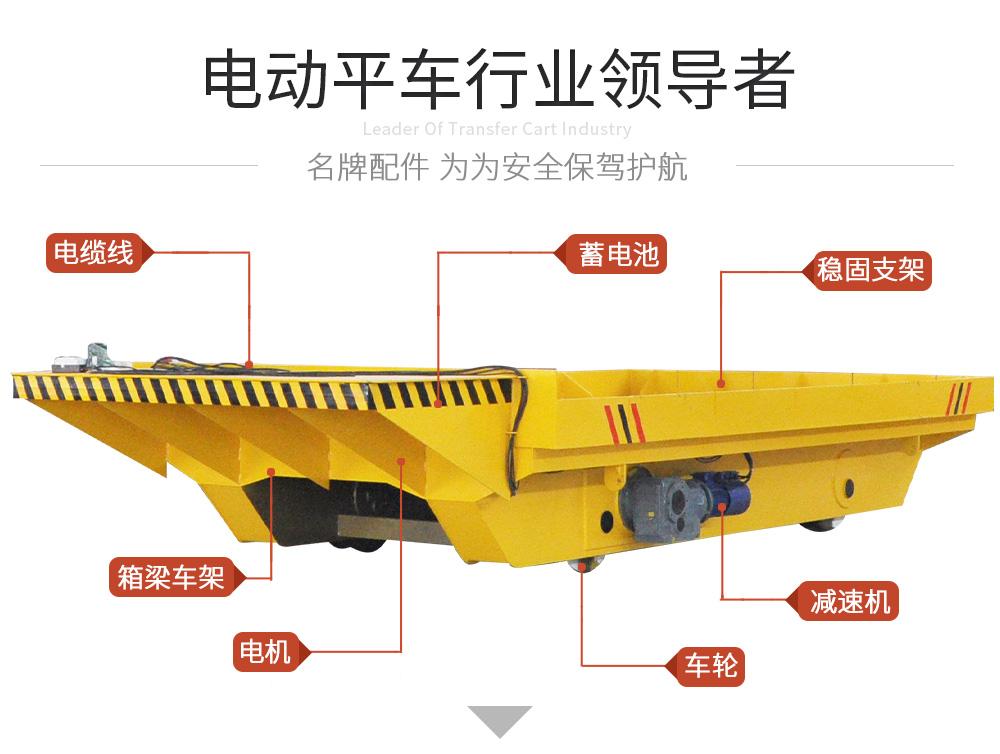 KPT-40T拖电缆电动平车