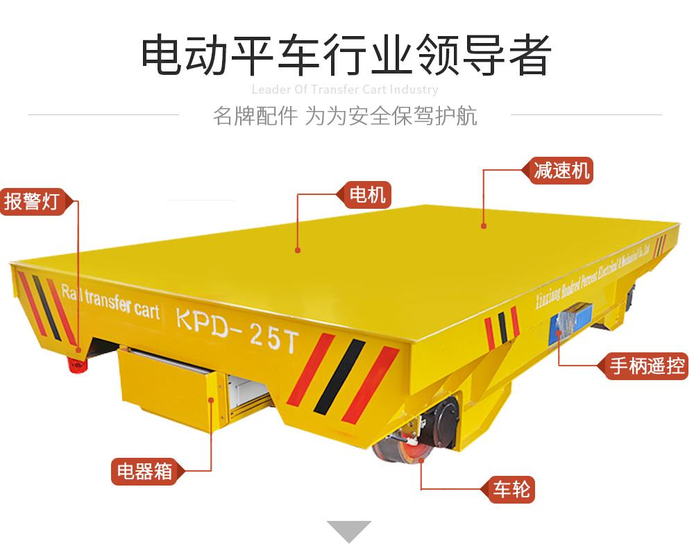 KPDZ系列低压轨道电动平车