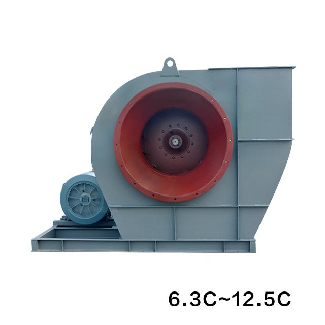 低噪声轴流风机的优势介绍