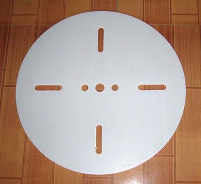 中空板圆盘