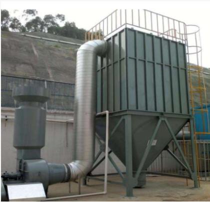中型工业环保除尘设备
