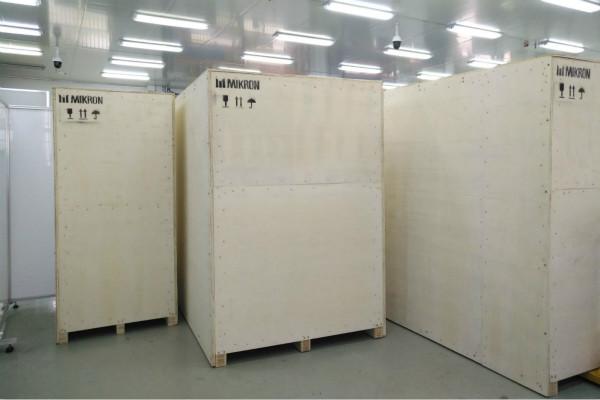 仪器设备出口木箱包装
