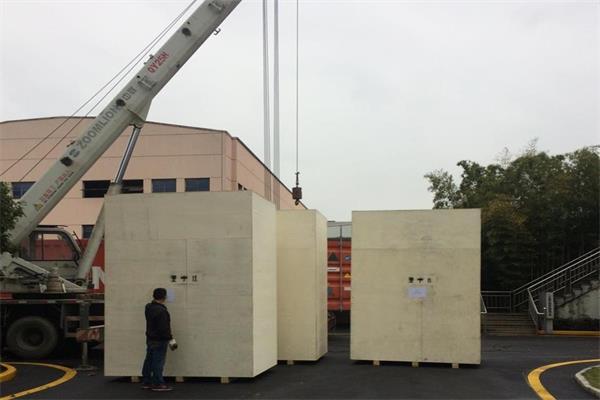 上海设备木箱