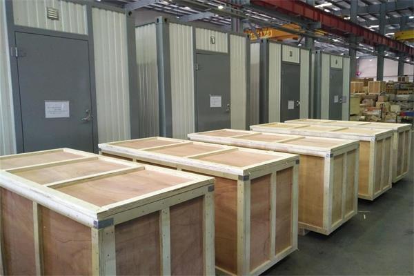 上海哪里有设备木箱?