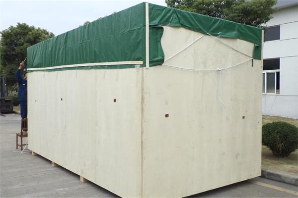 青浦设备木箱