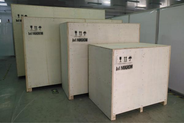 松江设备木箱
